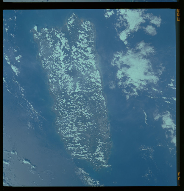 61A-464-016 - STS-61A - STS-61A ESA earth observations