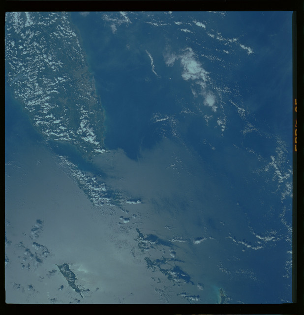 61A-464-017 - STS-61A - STS-61A ESA earth observations