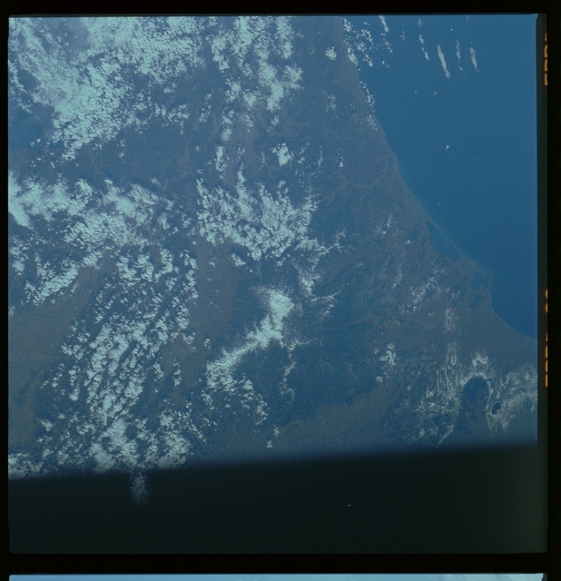 61A-472-014 - STS-61A - STS-61A ESA earth observations