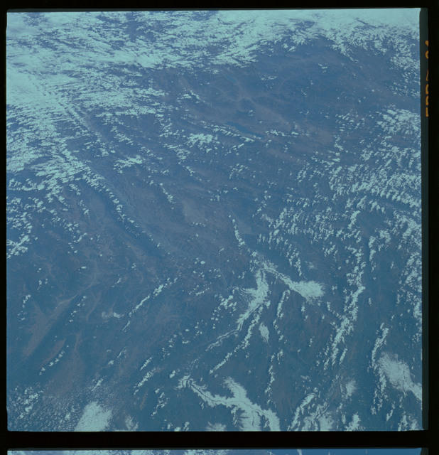 61A-472-015 - STS-61A - STS-61A ESA earth observations