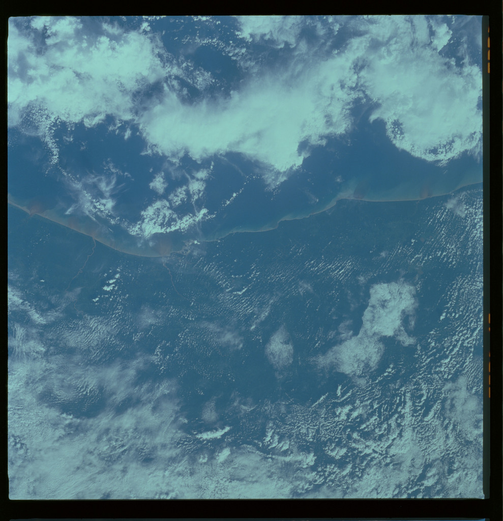 61A-485-010 - STS-61A - STS-61A ESA earth observations