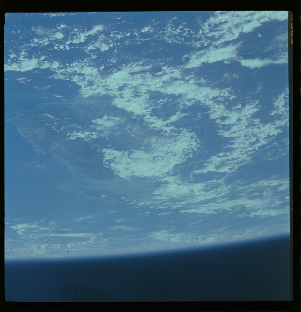 61A-485-021 - STS-61A - STS-61A ESA earth observations
