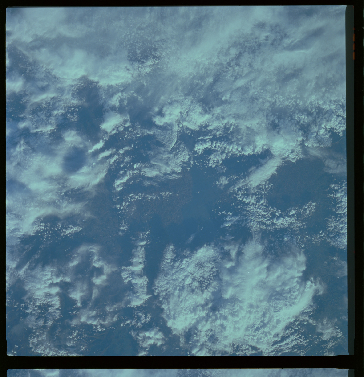 61A-486-003 - STS-61A - STS-61A ESA earth observations