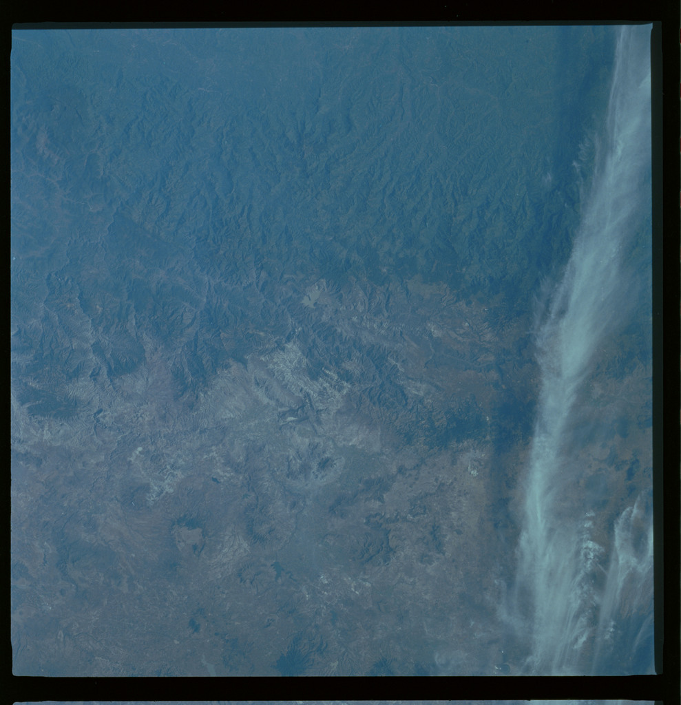 61A-486-007 - STS-61A - STS-61A ESA earth observations