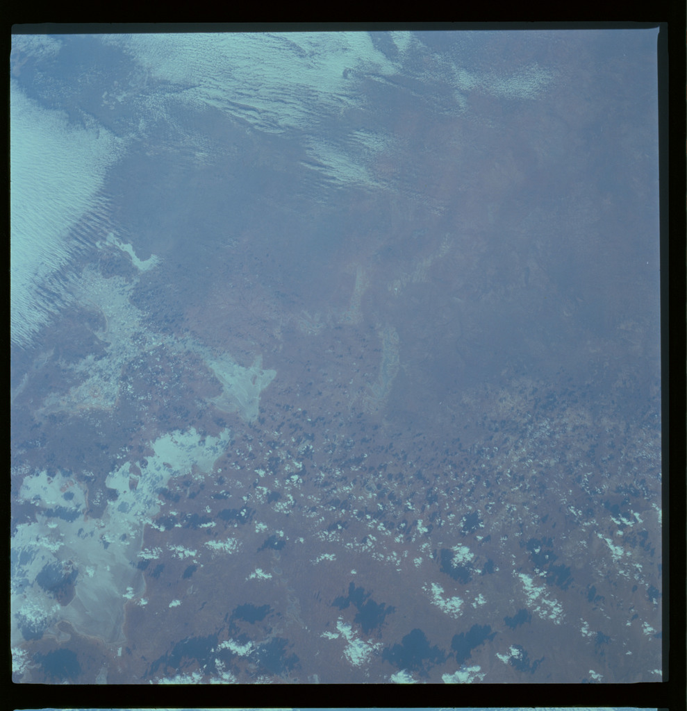 61A-487-006 - STS-61A - STS-61A ESA earth observations