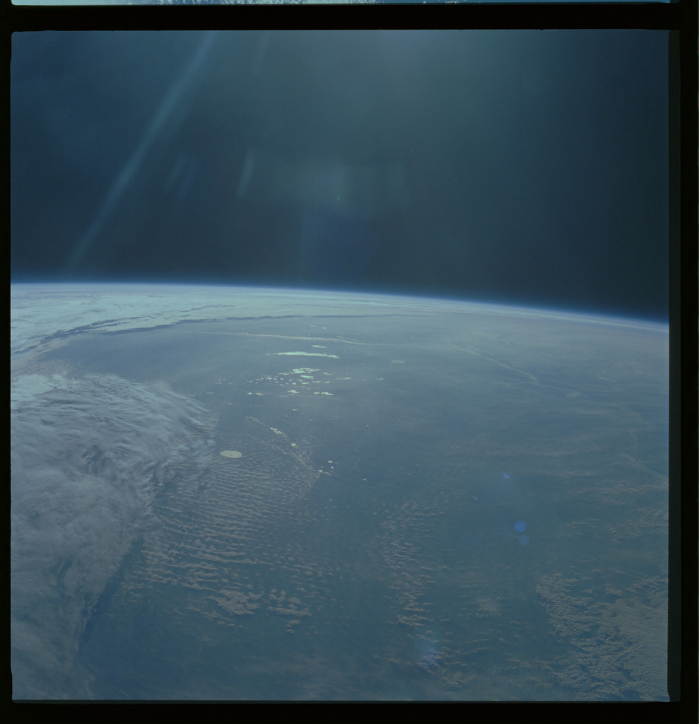 61A-489-008 - STS-61A - STS-61A ESA earth observations