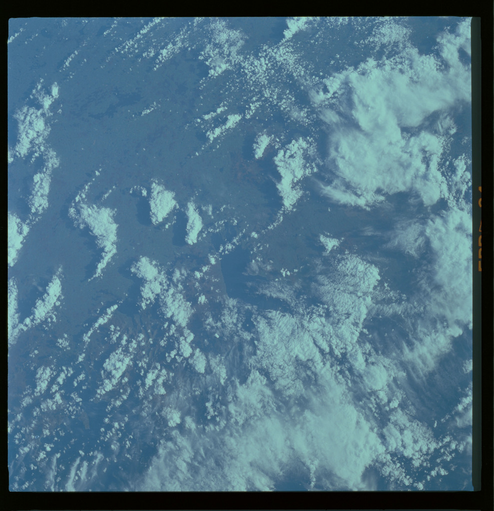 61A-489-023 - STS-61A - STS-61A ESA earth observations