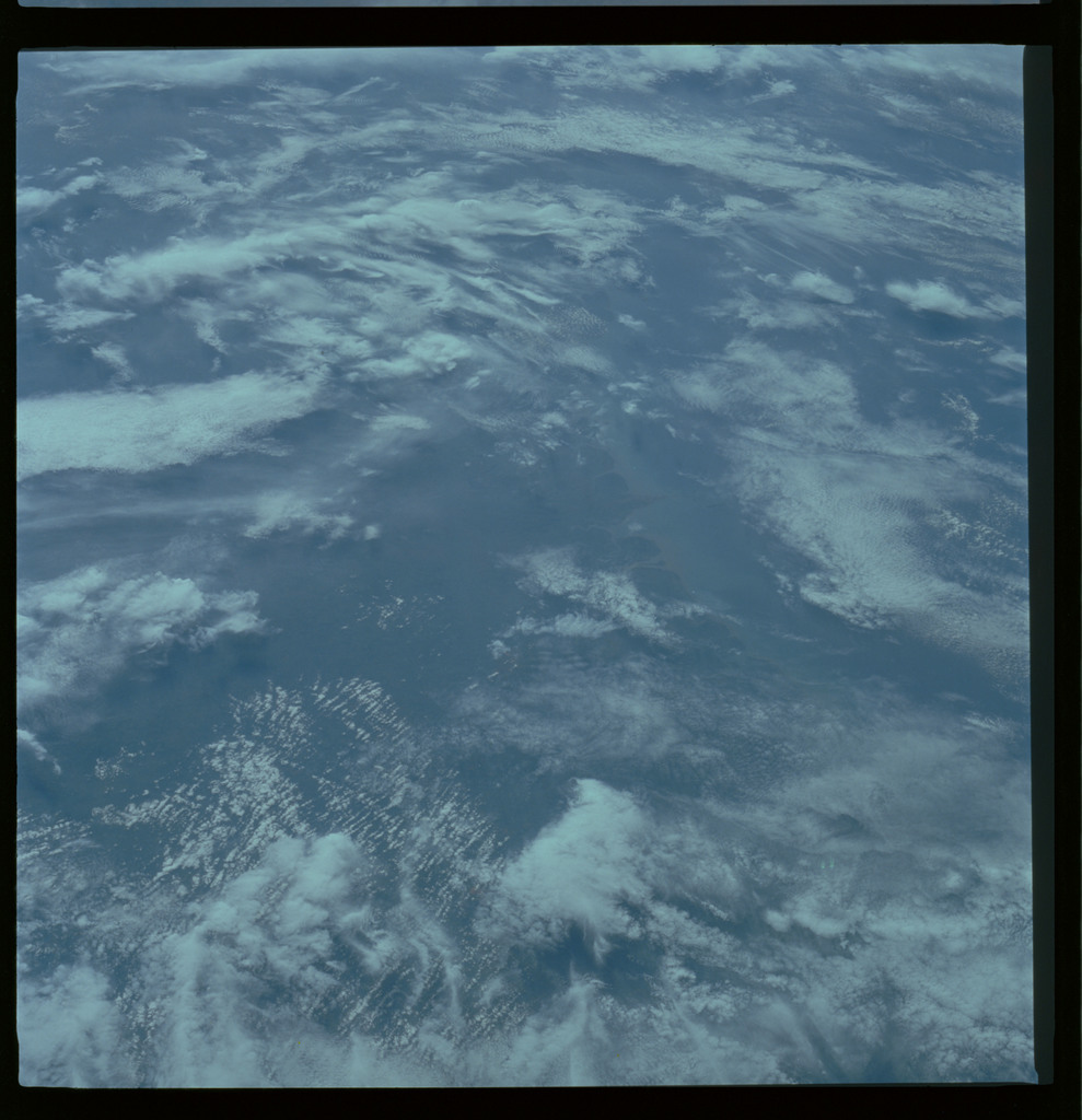 61A-490-003 - STS-61A - STS-61A ESA earth observations