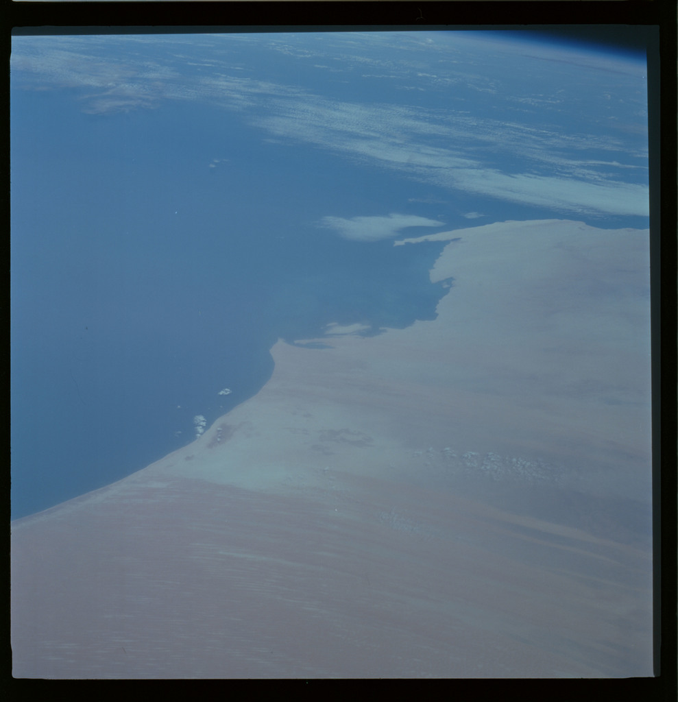 61A-490-006 - STS-61A - STS-61A ESA earth observations
