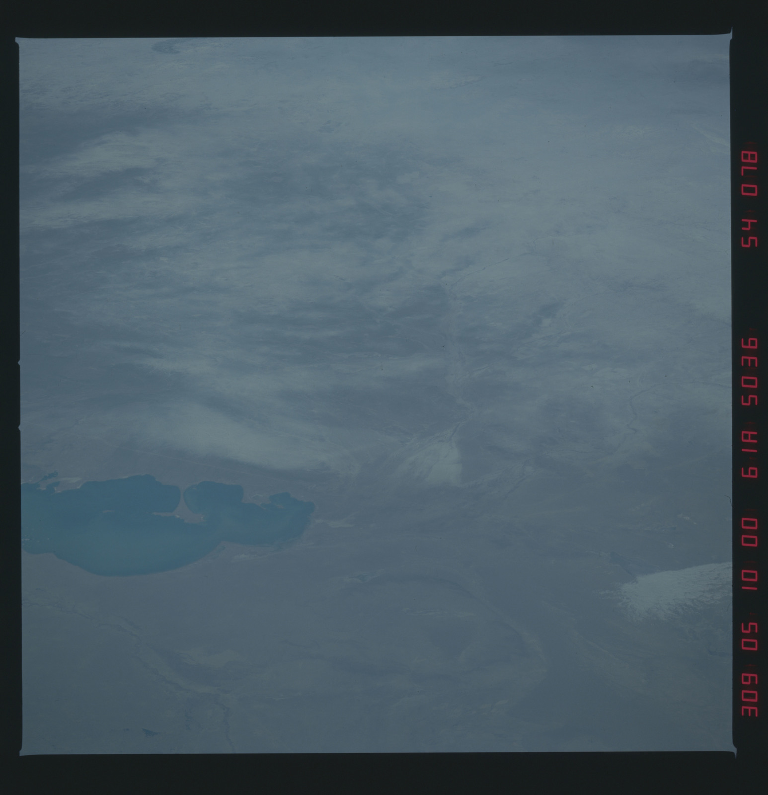 61A-54-078 - STS-61A - STS-61A earth observations
