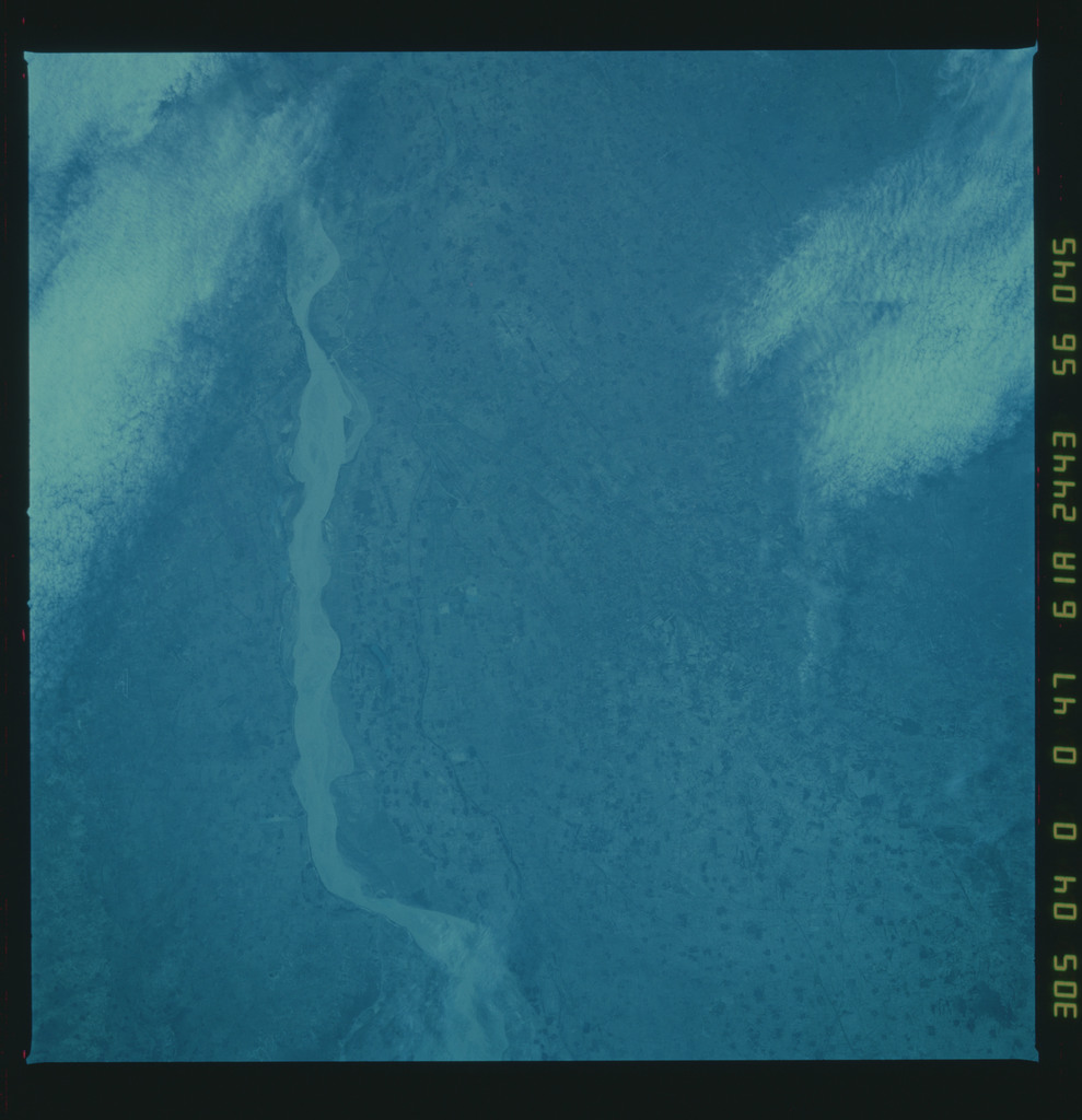 61A-56-045 - STS-61A - STS-61A earth observations