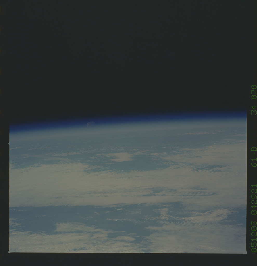 61B-34-070 - STS-61B - STS-61B earth observations