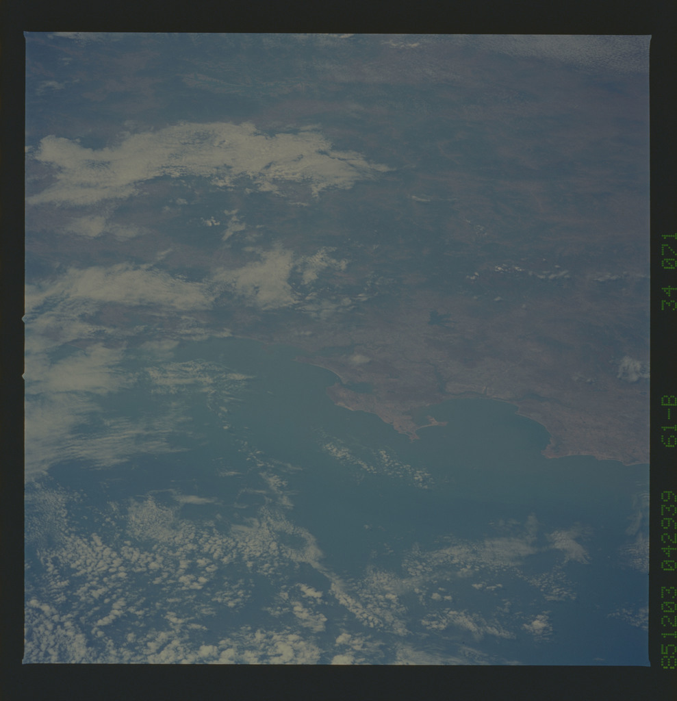 61B-34-071 - STS-61B - STS-61B earth observations