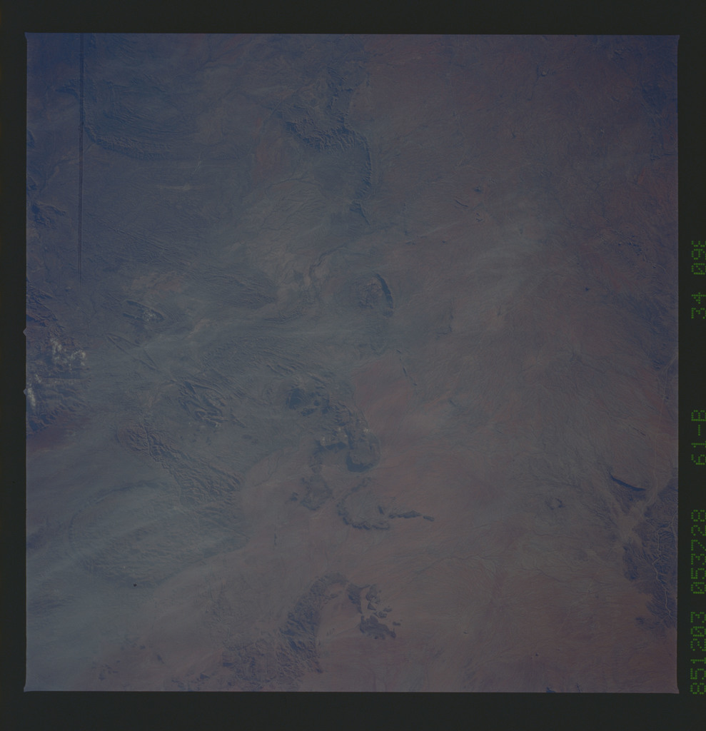 61B-34-098 - STS-61B - STS-61B earth observations