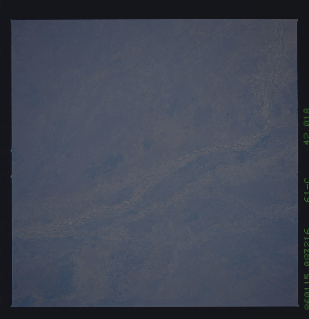 61C-42-018 - STS-61C - STS-61C earth observations