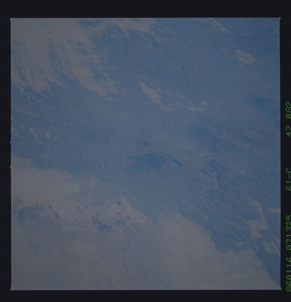 61C-42-082 - STS-61C - STS-61C earth observations