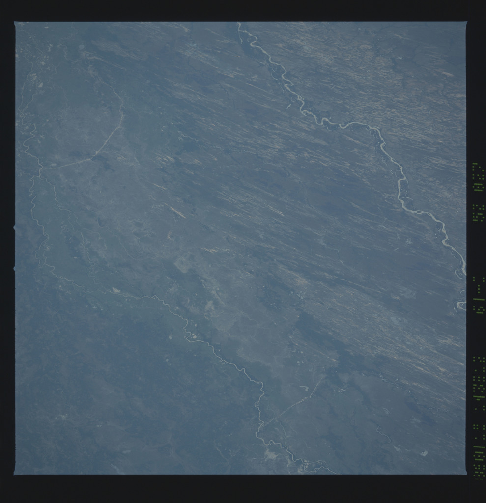 61C-50-027 - STS-61C - STS-61C earth observations