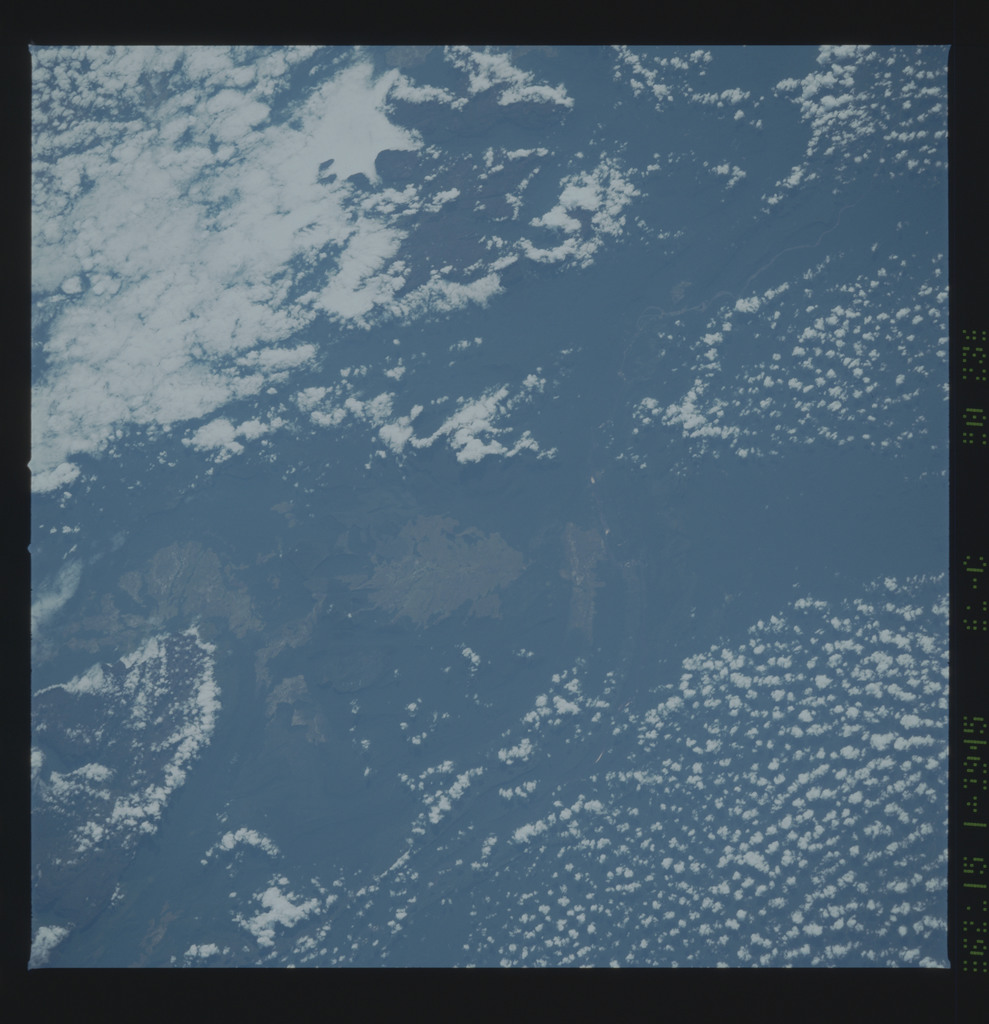 61C-50-036 - STS-61C - STS-61C earth observations