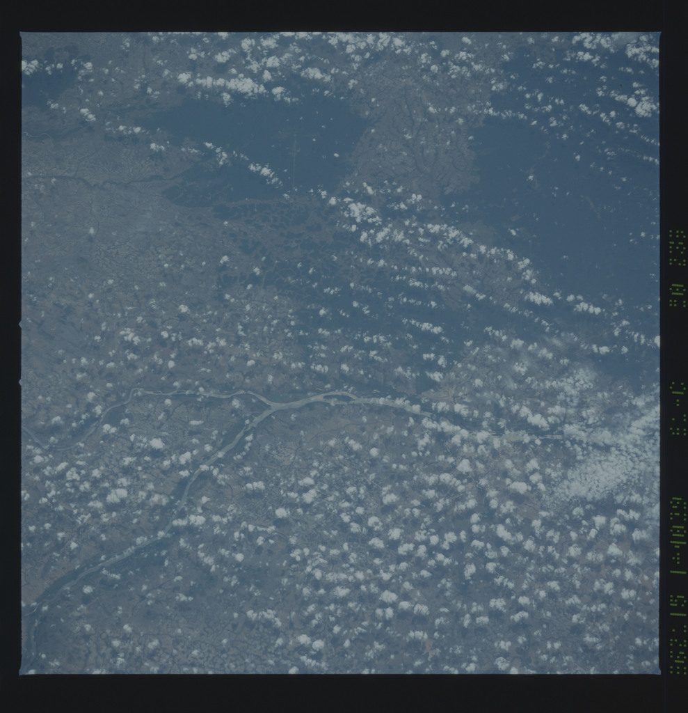 61C-50-039 - STS-61C - STS-61C earth observations