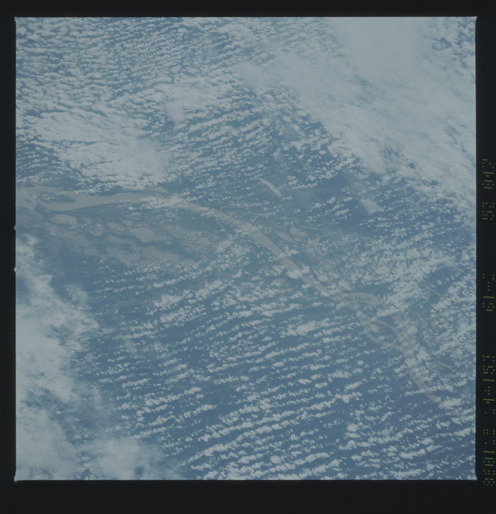 61C-50-047 - STS-61C - STS-61C earth observations