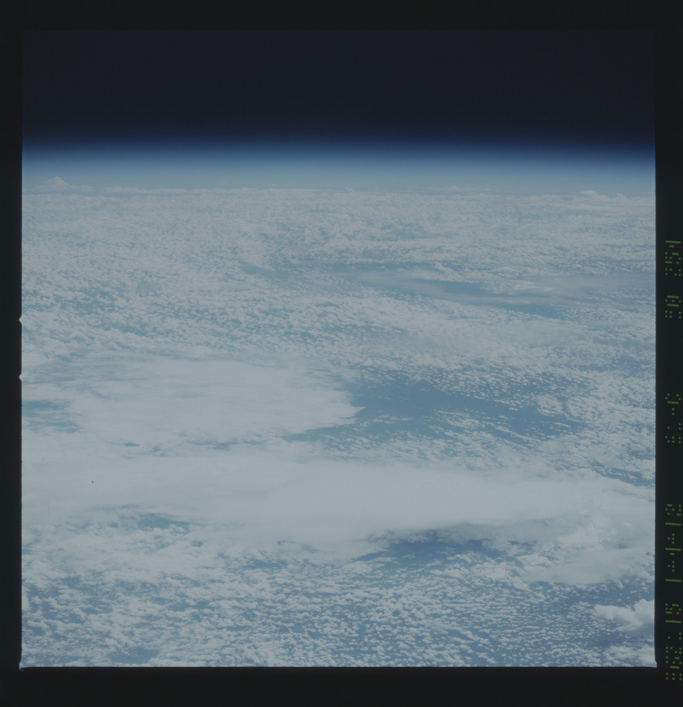 61C-50-054 - STS-61C - STS-61C earth observations