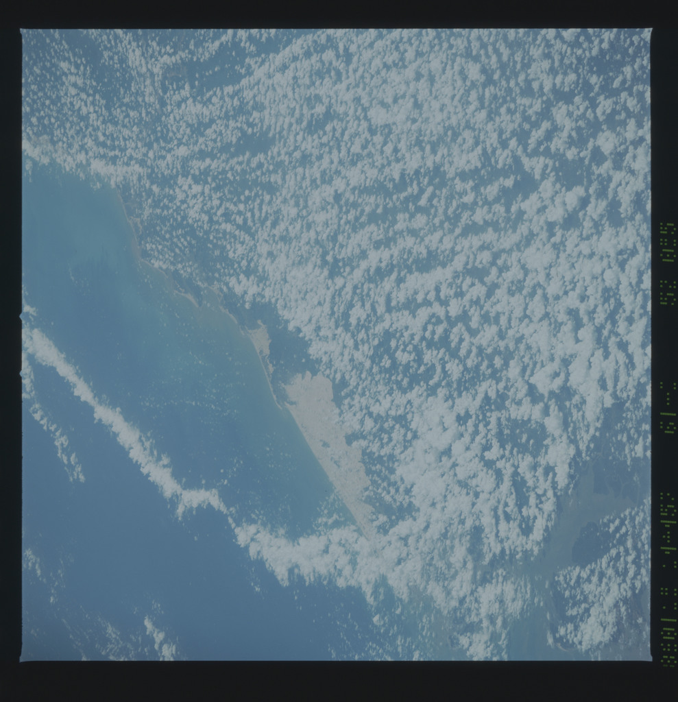 61C-50-055 - STS-61C - STS-61C earth observations