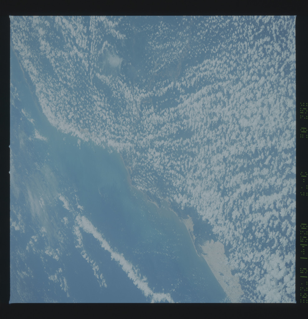 61C-50-056 - STS-61C - STS-61C earth observations