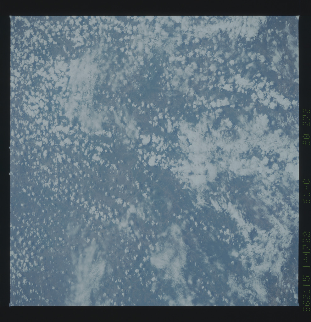 61C-50-070 - STS-61C - STS-61C earth observations