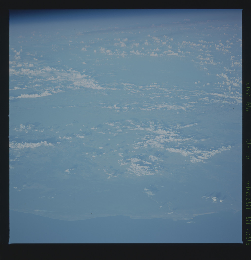 61C-50-093 - STS-61C - STS-61C earth observations