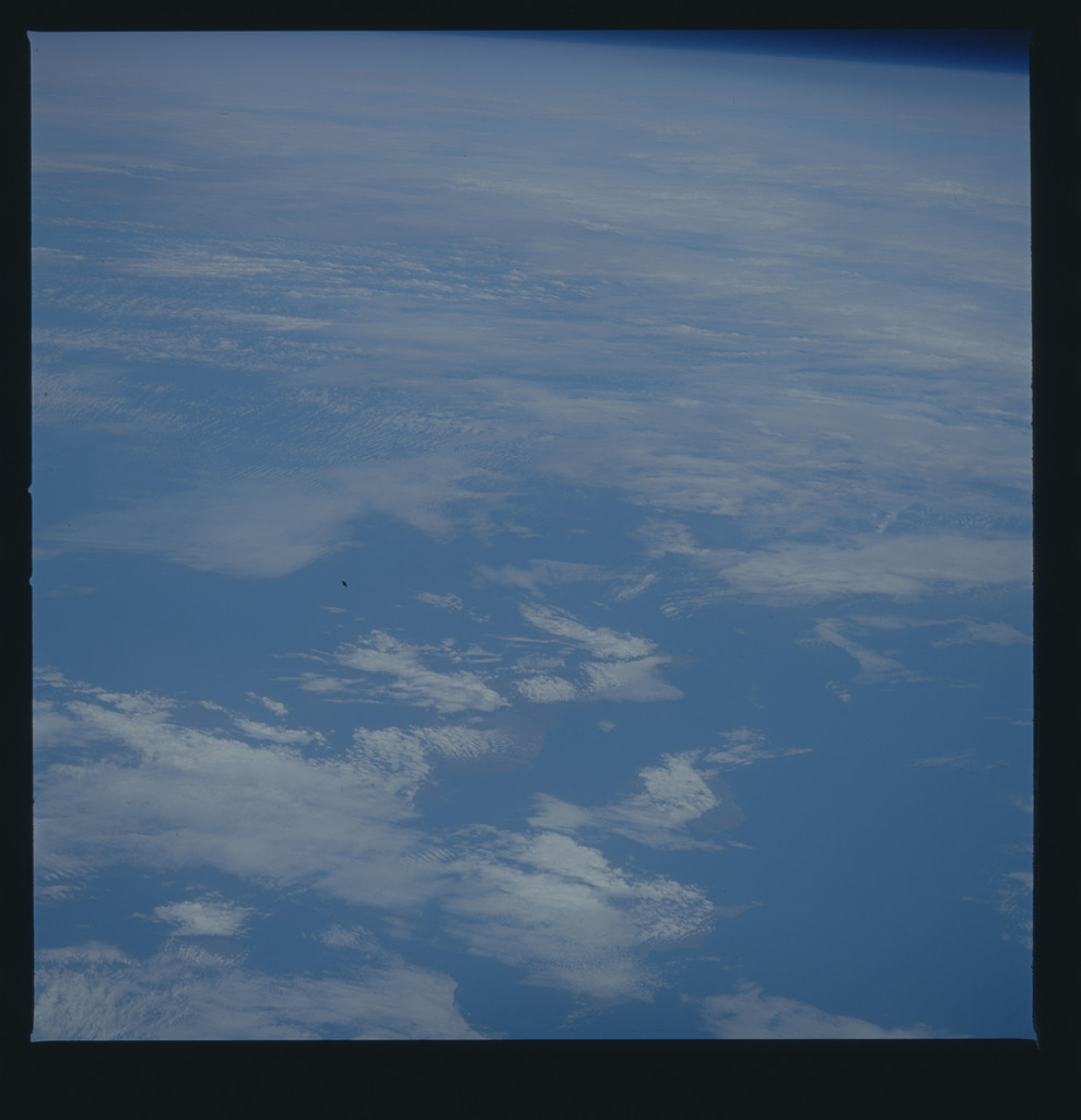 61C-51-001 - STS-61C - STS-61C earth observations