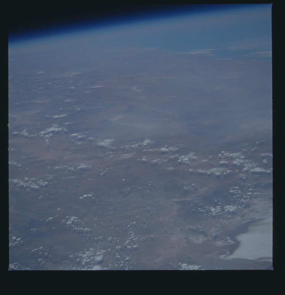 61C-51-003 - STS-61C - STS-61C earth observations