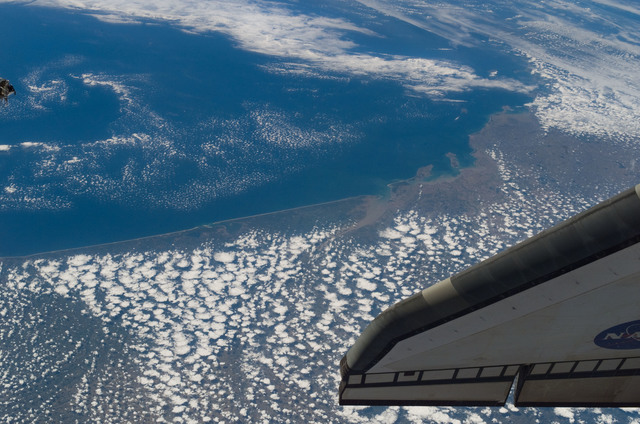 S114E6243 - STS-114 - Earth observation taken by the STS-114 crew