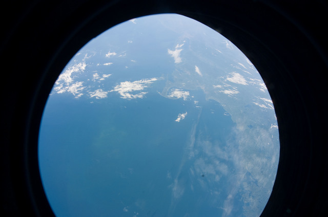 S114E7028 - STS-114 - Earth Observation taken by the STS-114 crew