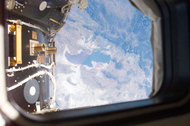 S114E7761 - STS-114 - Earth Observation taken by the STS-114 crew