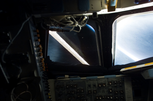 S123E005615 - STS-123 - Shuttle RMS taken during STS-123 mission