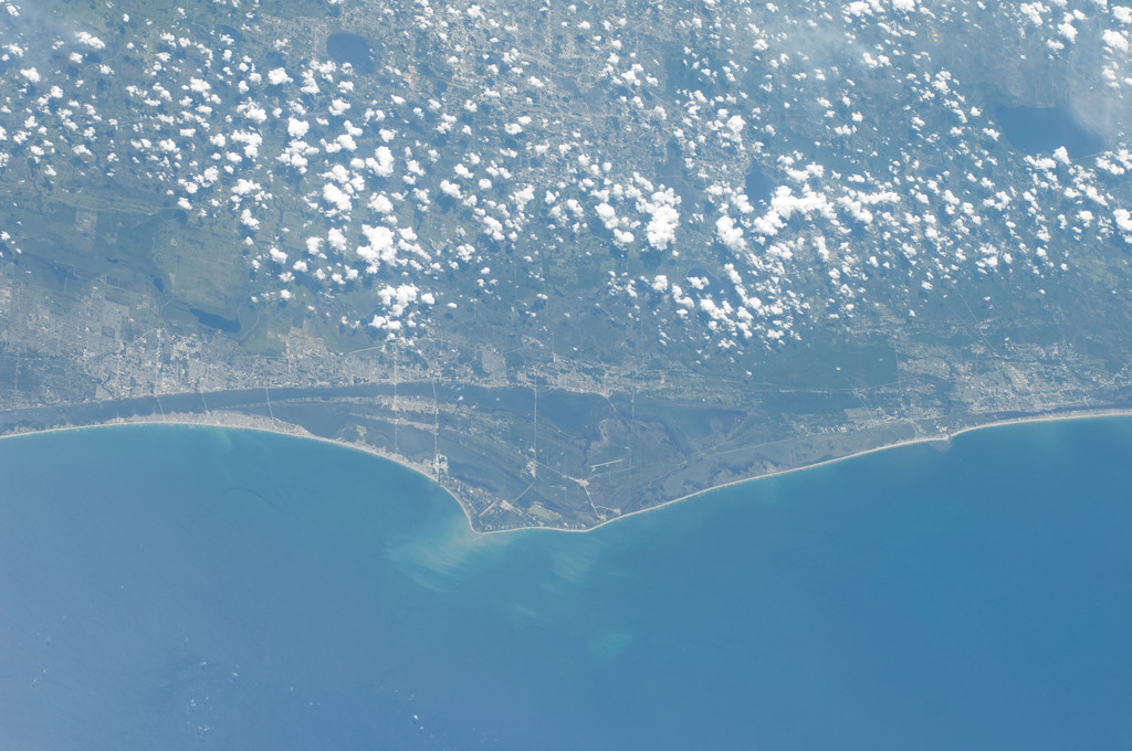 S127E007968 - STS-127 - Earth Observation taken during EVA-3