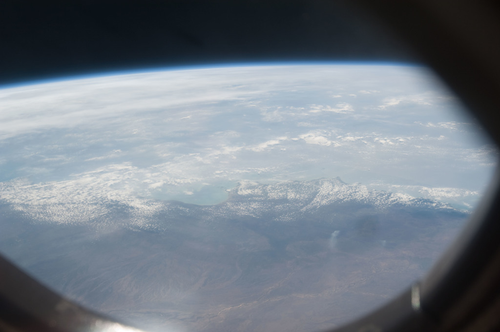 S128E006938 - STS-128 - Earth Observation from Window