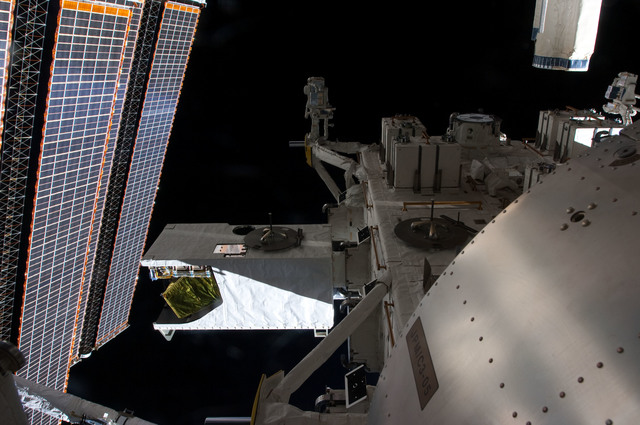 S130E008974 - STS-130 - View of the JEF