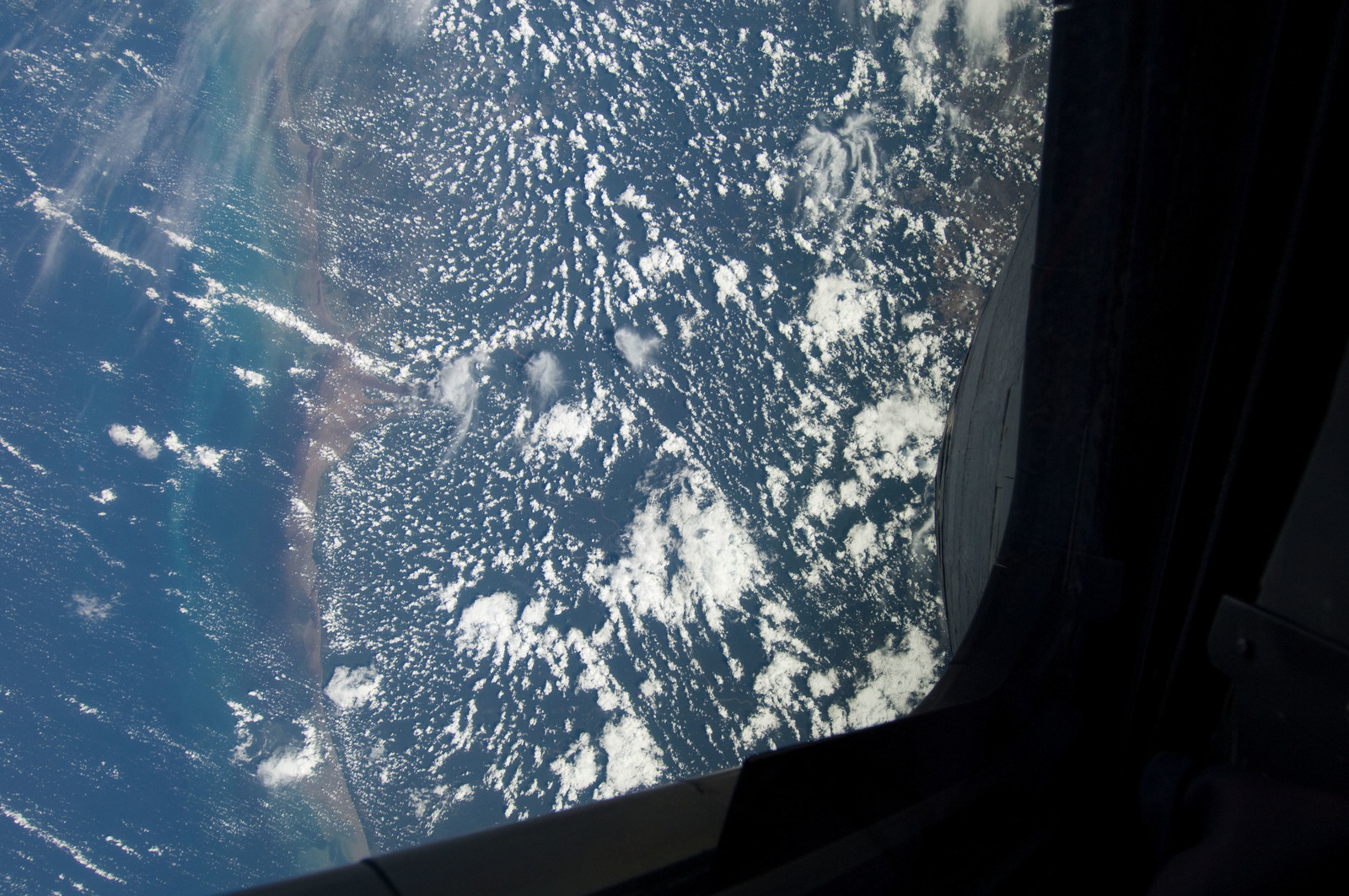 s133E006921 - STS-133 - Earth Observation taken by the STS-133 crew