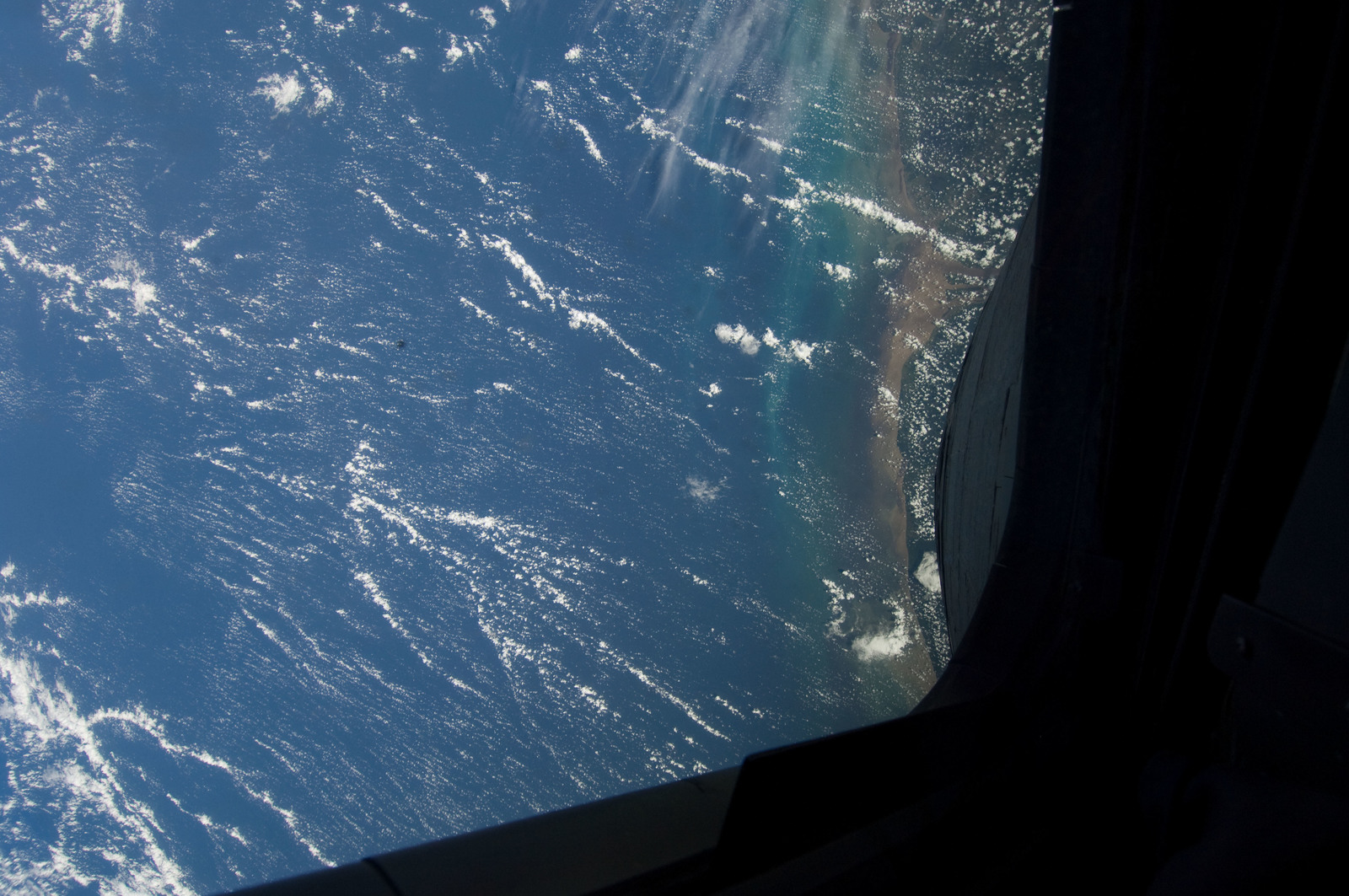 s133E006929 - STS-133 - Earth Observation taken by the STS-133 crew