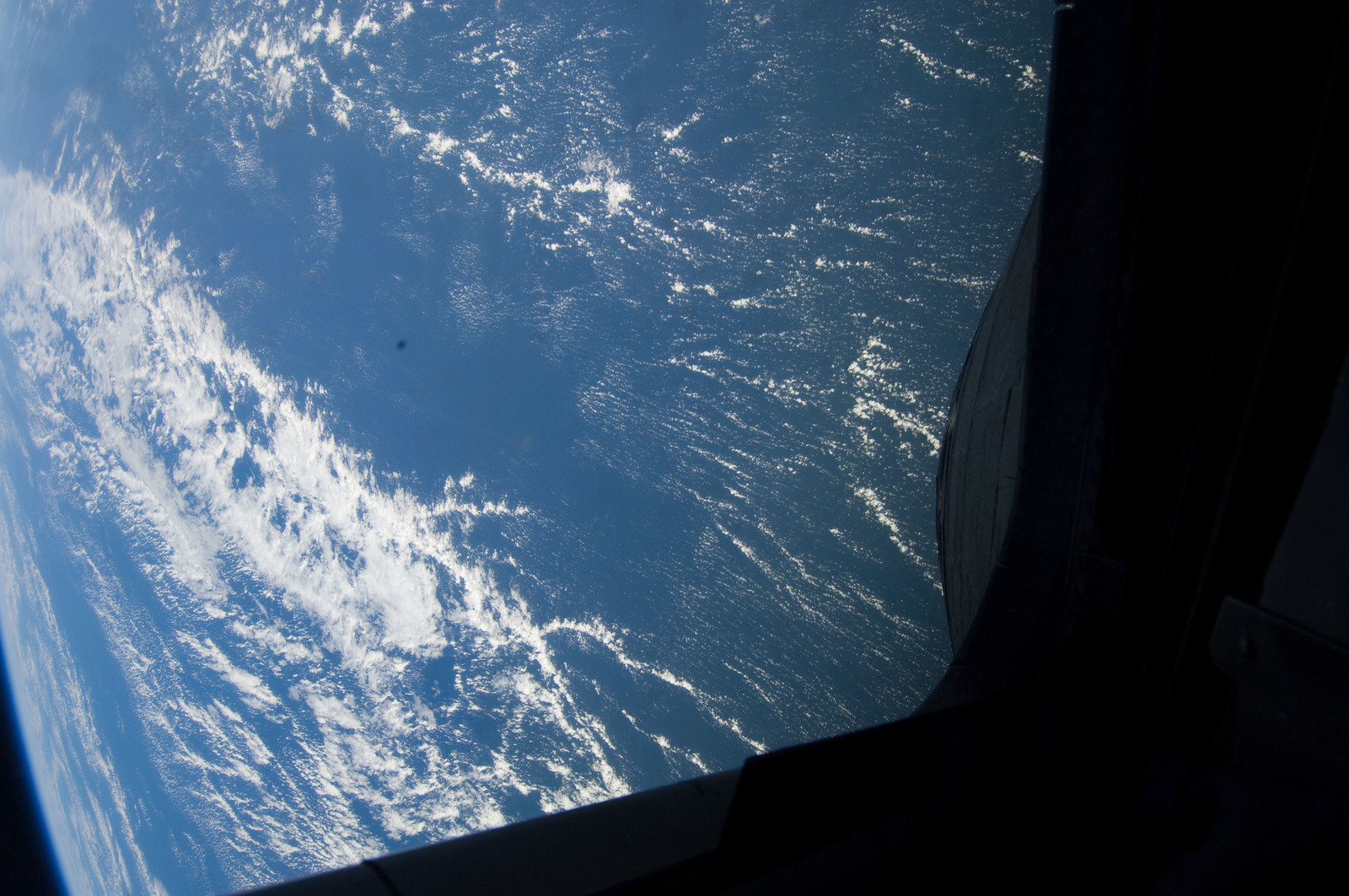 s133E006937 - STS-133 - Earth Observation taken by the STS-133 crew