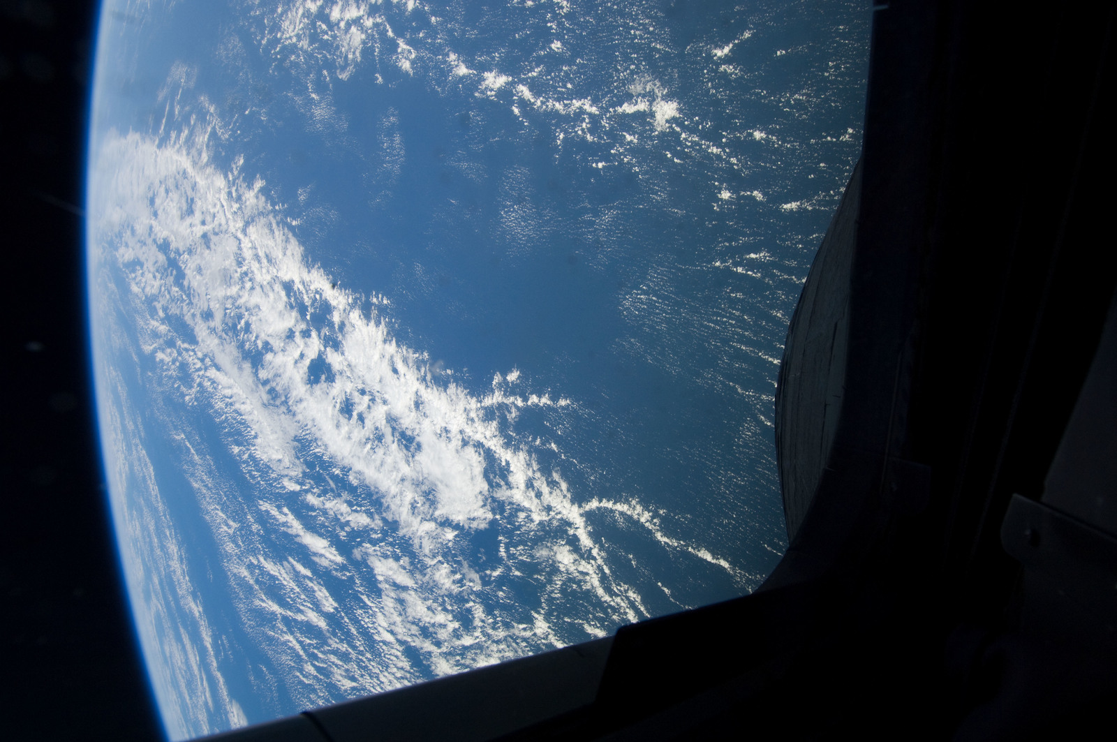 s133E006940 - STS-133 - Earth Observation taken by the STS-133 crew