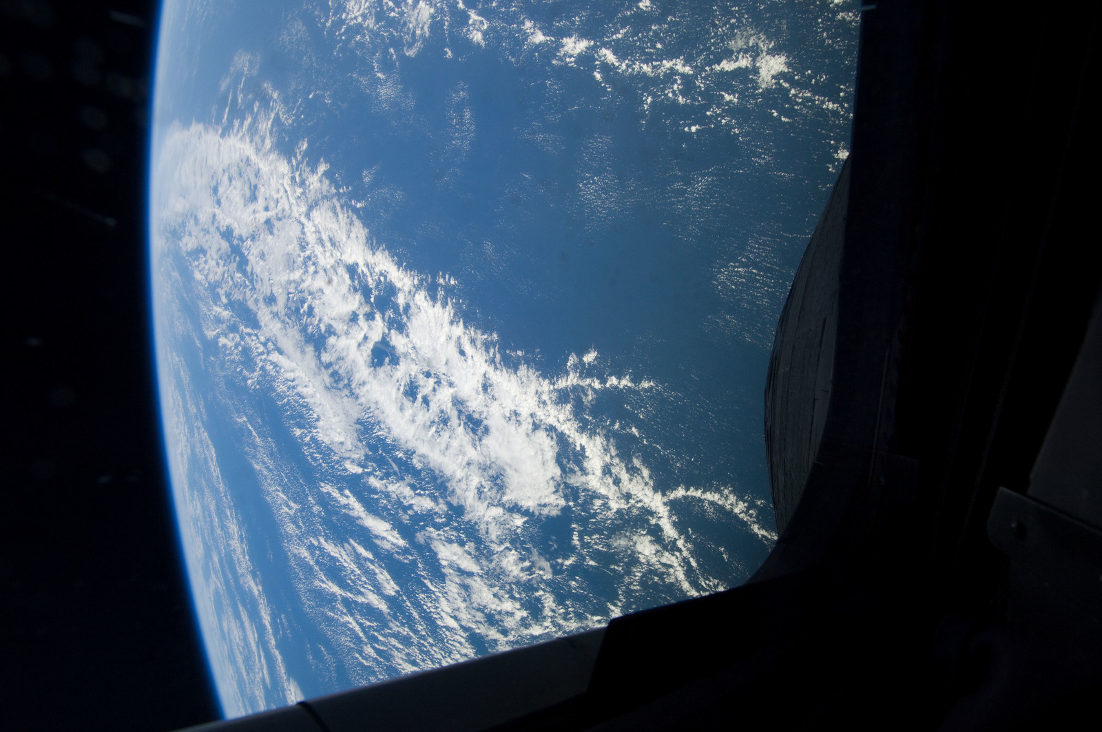 s133E006942 - STS-133 - Earth Observation taken by the STS-133 crew