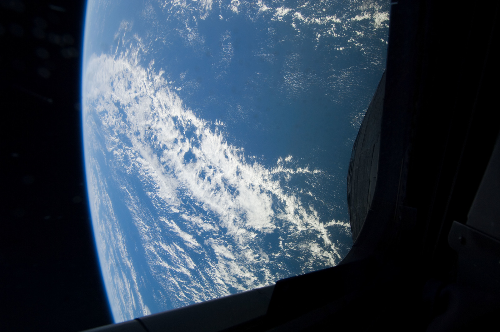 s133E006943 - STS-133 - Earth Observation taken by the STS-133 crew