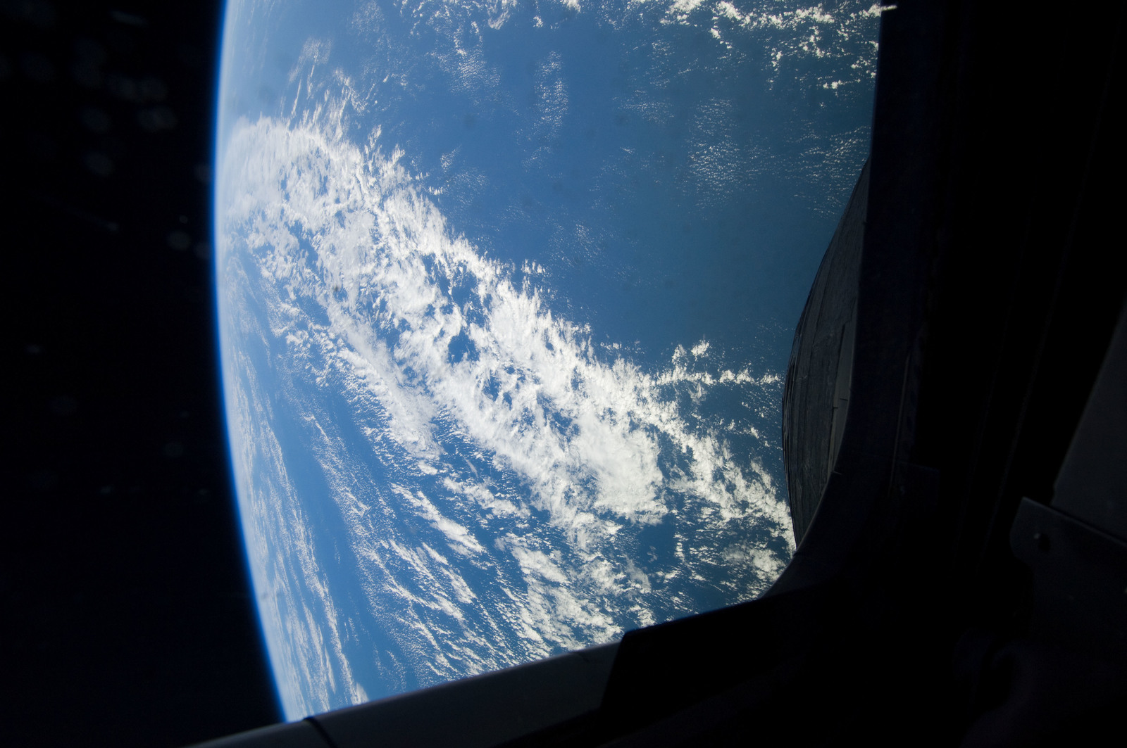 s133E006944 - STS-133 - Earth Observation taken by the STS-133 crew