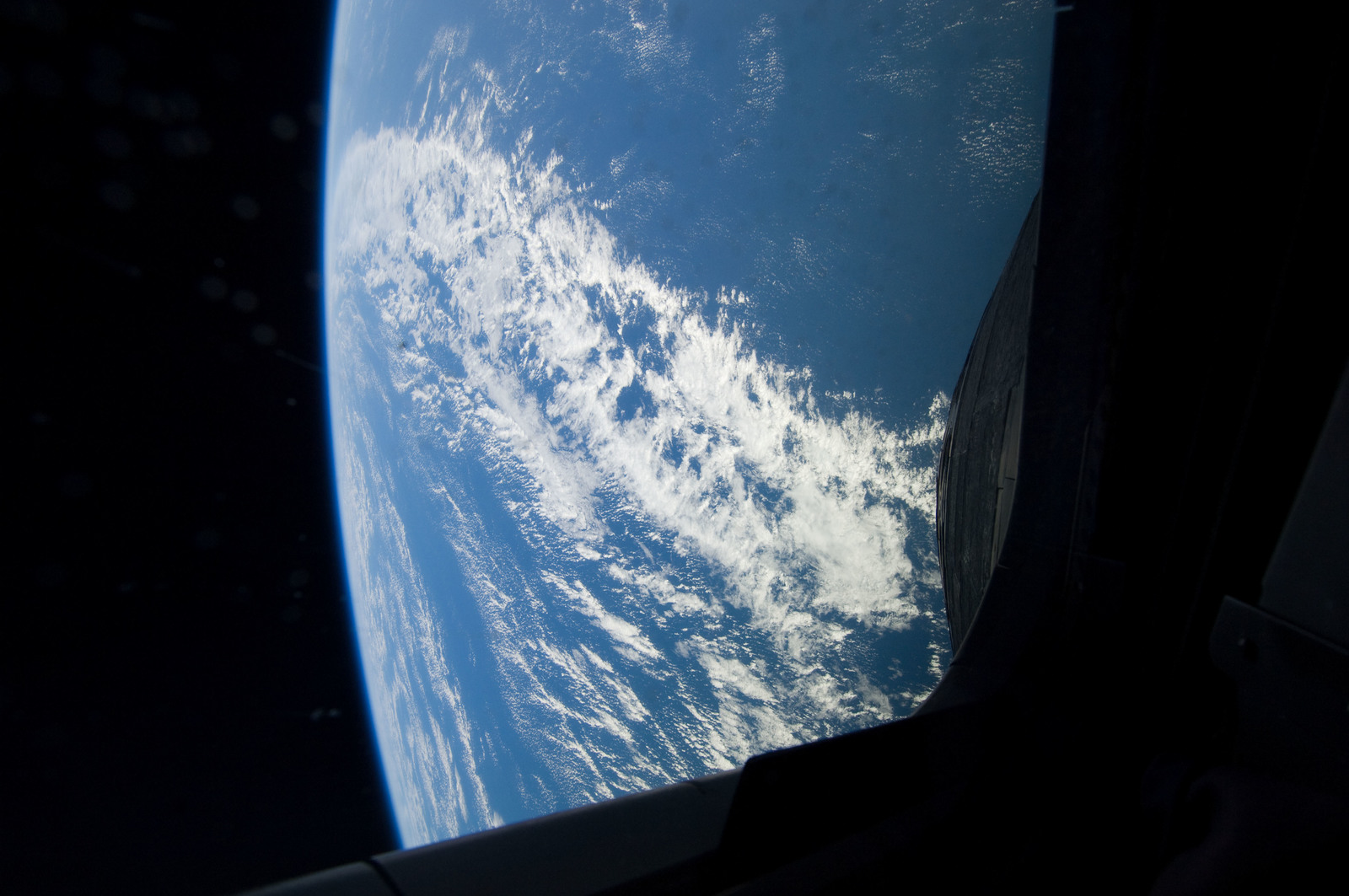 s133E006946 - STS-133 - Earth Observation taken by the STS-133 crew