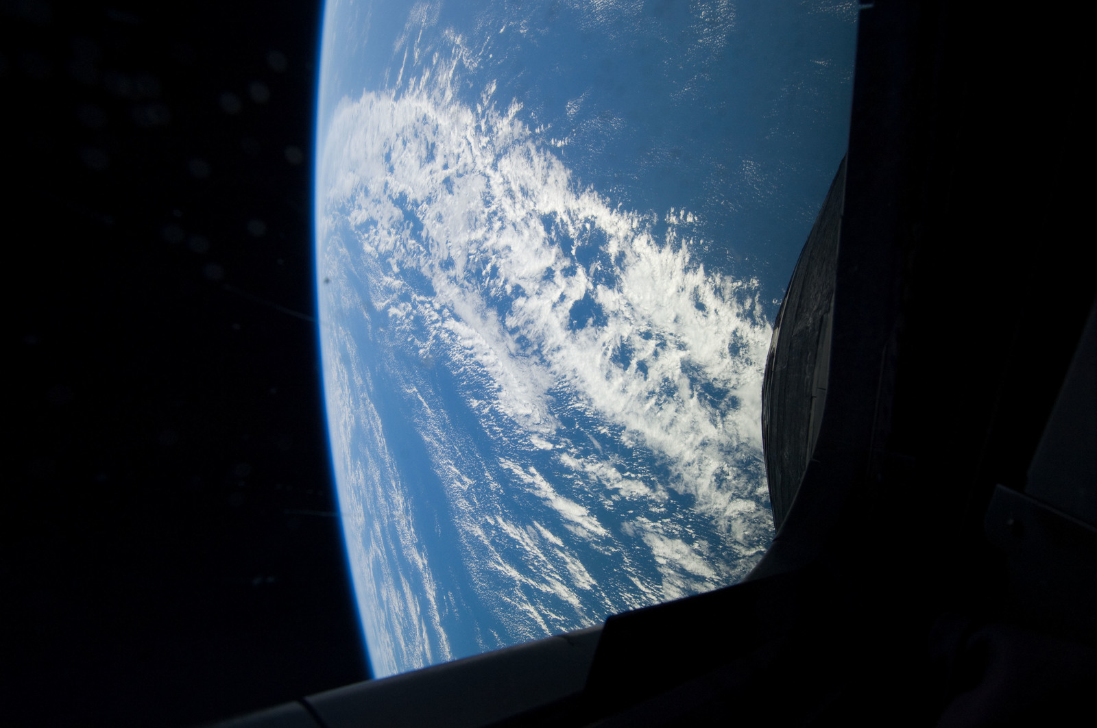 s133E006948 - STS-133 - Earth Observation taken by the STS-133 crew
