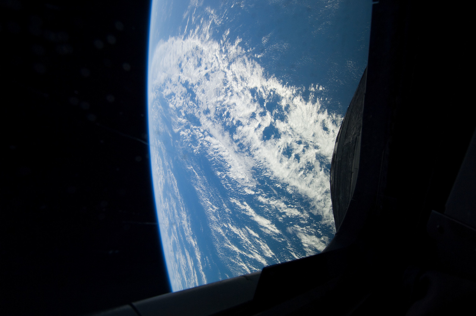 s133E006949 - STS-133 - Earth Observation taken by the STS-133 crew