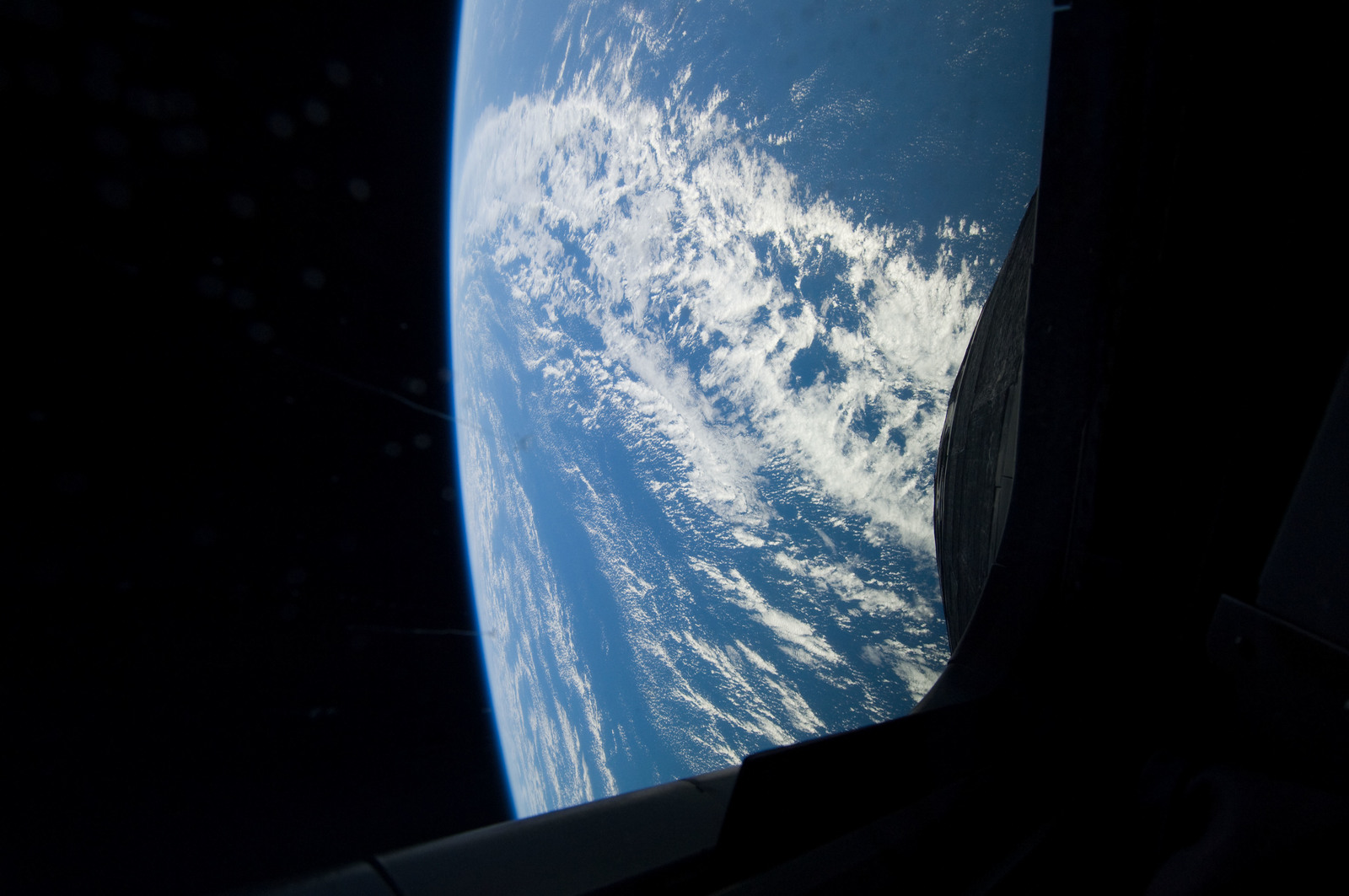 s133E006950 - STS-133 - Earth Observation taken by the STS-133 crew