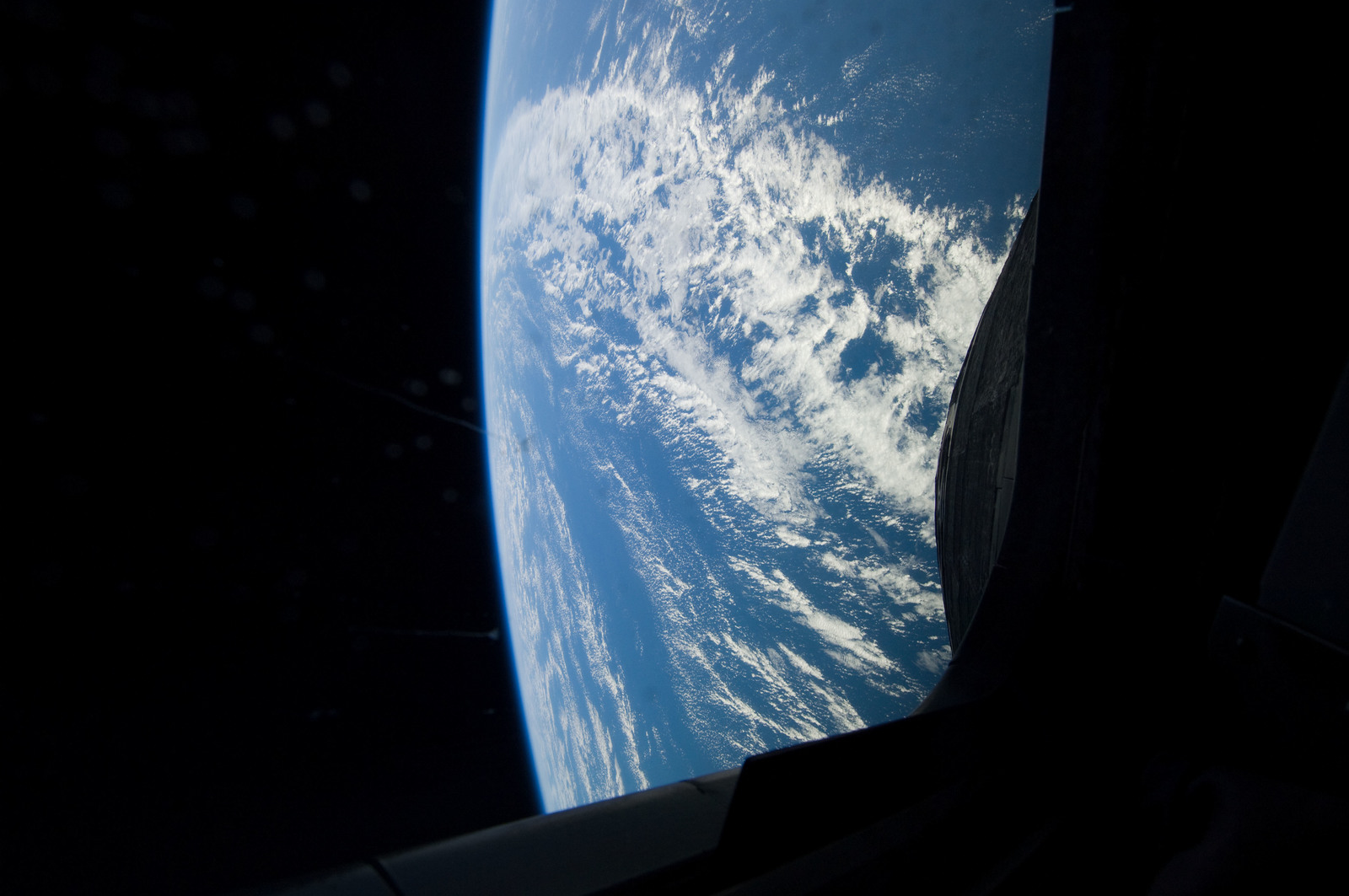 s133E006951 - STS-133 - Earth Observation taken by the STS-133 crew